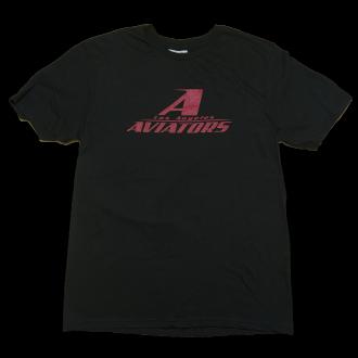 Big 'A' T-Shirt – Black